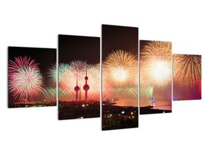 Tablou cu artificii (V020999V150805PCS)