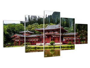 Obraz - Budhistický kláštor (V021325V150805PCS)