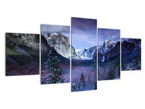Obraz - Yosemite, USA (V021518V150805PCS)