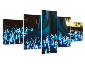 Obraz - Magický strom (V021631V150805PCS)