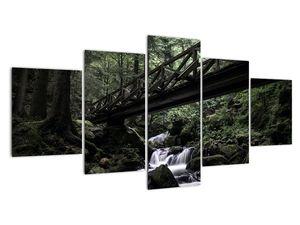 Obraz z černého lesa (V021686V150805PCS)