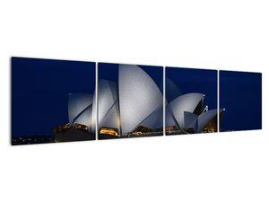 Tablou Sydney nocturn (V020022V16040)