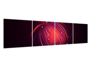 Moderní obraz abstrakce (V020136V16040)
