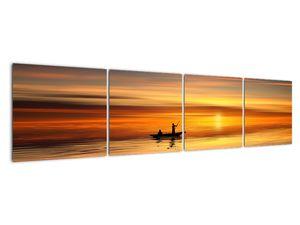 Tablou - cu barca  (V020168V16040)