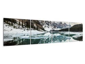 Tablou - lacul iarna (V020181V16040)