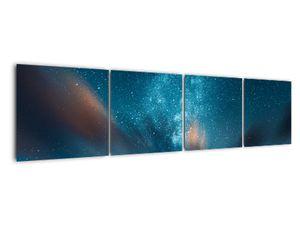 Obraz modrej mliečnej cesty (V020646V16040)