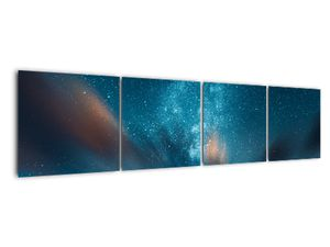Obraz modré mléčné dráhy (V020646V16040)