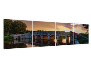 Obraz mostu (V020801V16040)