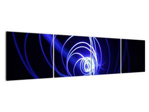 Kék spirálok képe (V020815V16040)
