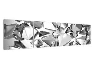 3D-Abstraktionsbild (V020935V16040)