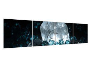 Schilderij - Kristal (V021107V16040)