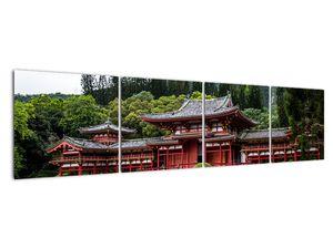 Obraz - Budhistický kláštor (V021325V16040)