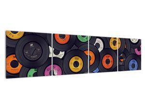 Kép - Zenei gramofonlemezek (V021962V16040)