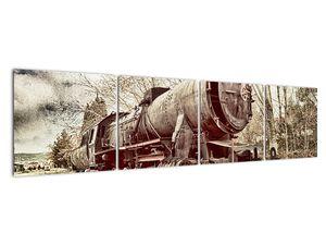Povijesna slika lokomotive (V021965V16040)