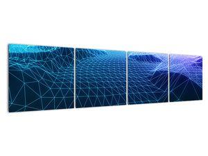Slika - Planine u računalnom modelu (V022019V16040)