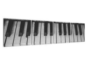 Egy régi zongora képe (V022562V16040)