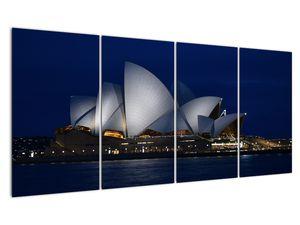 Tablou Sydney nocturn (V020022V16080)