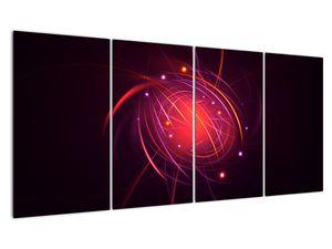 Moderní obraz abstrakce (V020136V16080)