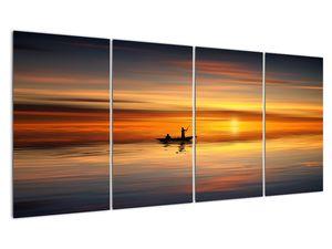 Obraz - plavba na loďke (V020168V16080)