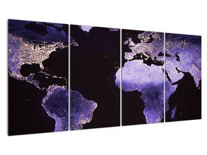 Tablou Pământului din Cosmos (V020649V16080)