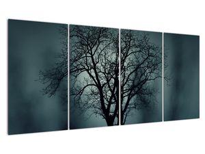 Obraz stromu v zatmění (V020675V16080)