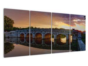 Obraz mostu (V020801V16080)