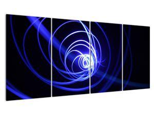 Kék spirálok képe (V020815V16080)