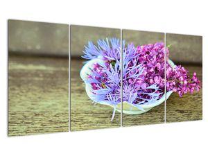 Obraz dekorace s levandulí (V020874V16080)