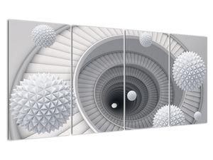 3D apstraktna slika (V020975V16080)