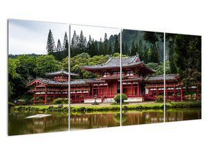 Obraz - Budhistický kláštor (V021325V16080)