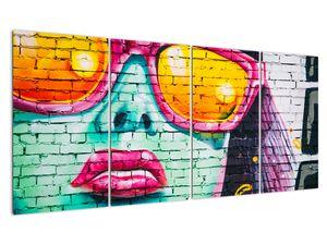 Obraz - Graffiti (V021554V16080)