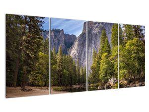 Kép - A Yosemite szikla alatt (V021691V16080)