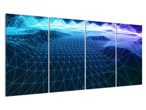 Slika - Planine u računalnom modelu (V022019V16080)