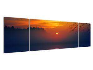 Híd képe naplementekor (V020012V17050)