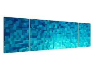 Obraz - abstraktní kostky (V020021V17050)