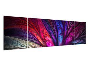 Tablou abstract cu copacul (V020125V17050)