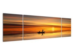 Tablou - cu barca  (V020168V17050)