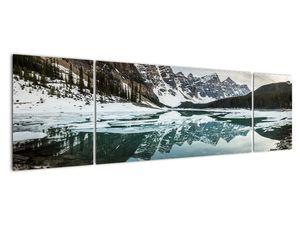 Tablou - lacul iarna (V020181V17050)