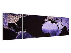 Tablou Pământului din Cosmos (V020649V17050)