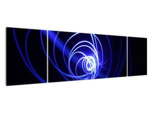 Kék spirálok képe (V020815V17050)