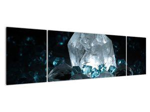 Schilderij - Kristal (V021107V17050)