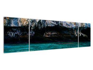 A víz és a sziklák képe (V021152V17050)