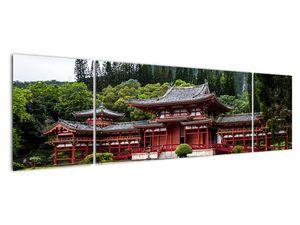 Obraz - Budhistický kláštor (V021325V17050)