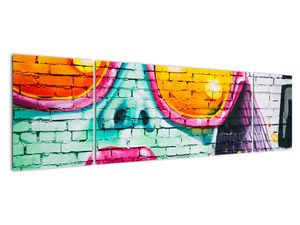 Obraz - Graffiti (V021554V17050)