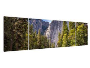 Kép - A Yosemite szikla alatt (V021691V17050)
