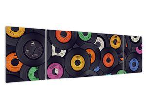 Kép - Zenei gramofonlemezek (V021962V17050)