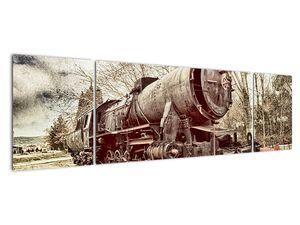 Povijesna slika lokomotive (V021965V17050)