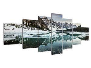 Tablou - lacul iarna (V020181V210100)