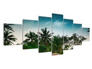 Tablou - palmierii (V020239V210100)