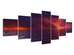 Obraz moře s ptáky (V020351V210100)